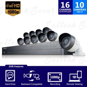 best home surveillance system