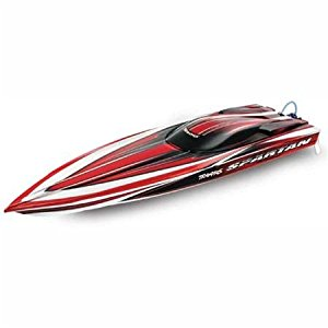 Traxxas 57076 Spartan Brushless Muscle Boat