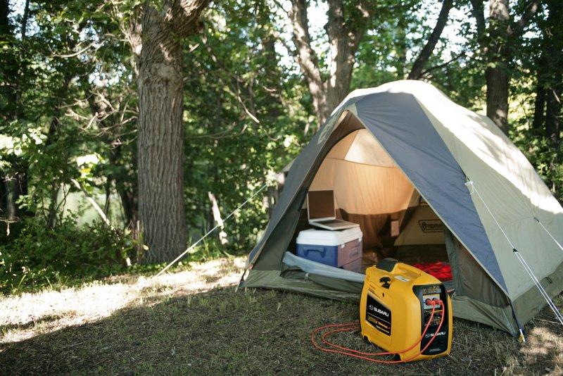 best-portable-camping-generator