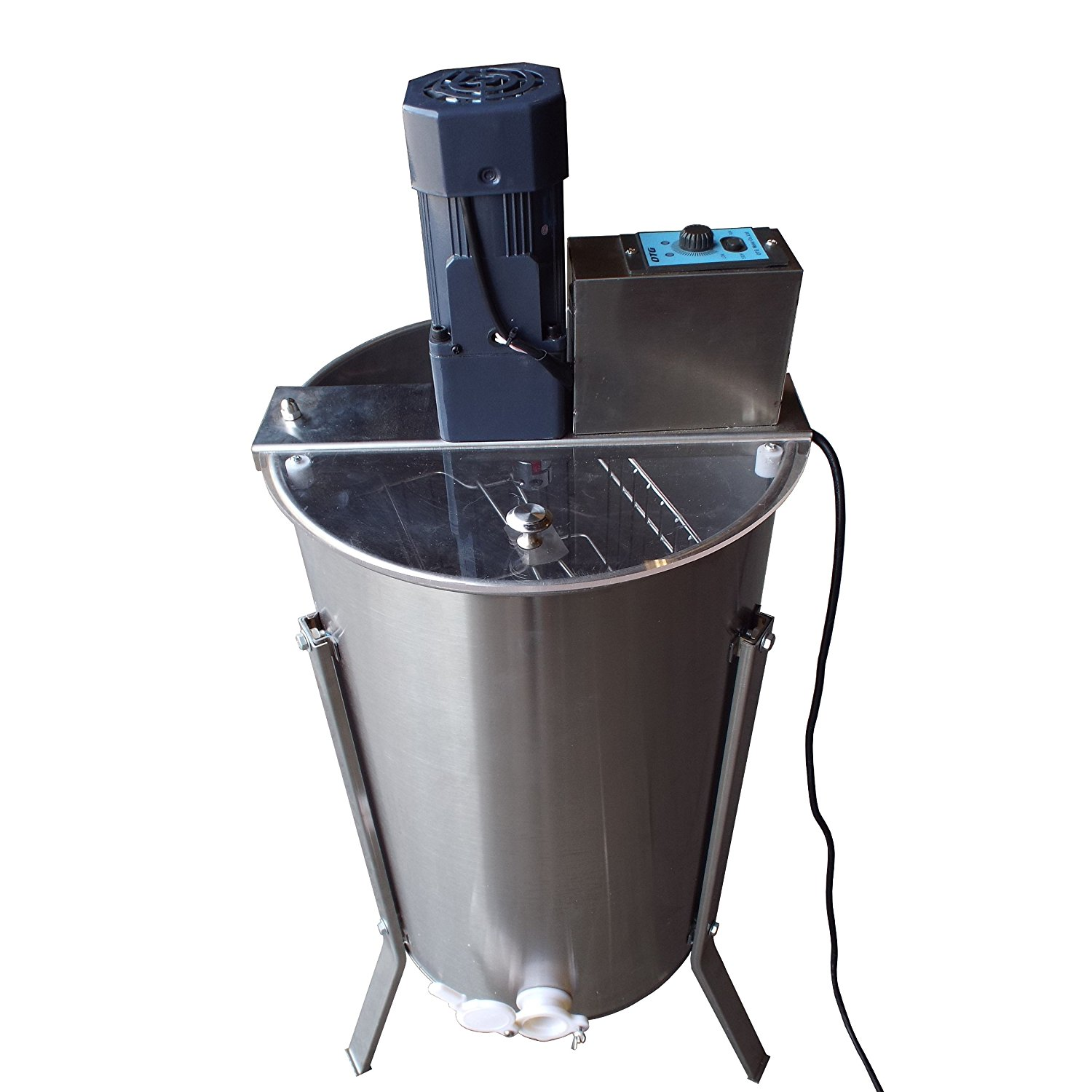 Hardin Royal 2 Electric Two Frame Stainless Steel Honey Extractor