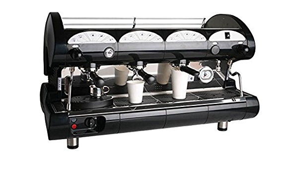 La Pavoni BAR-T 3V-B Commercial Volumetric Espresso Machine