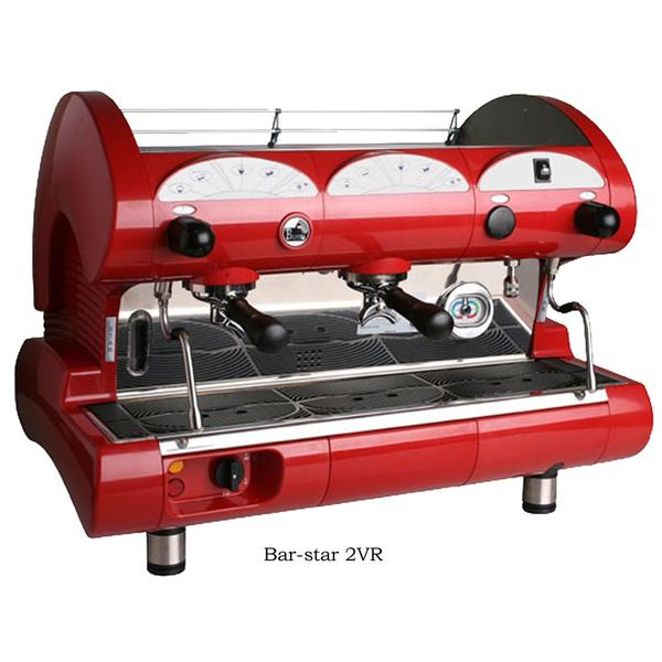 la Pavoni BAR-STAR 2V-R commercial espresso machine image