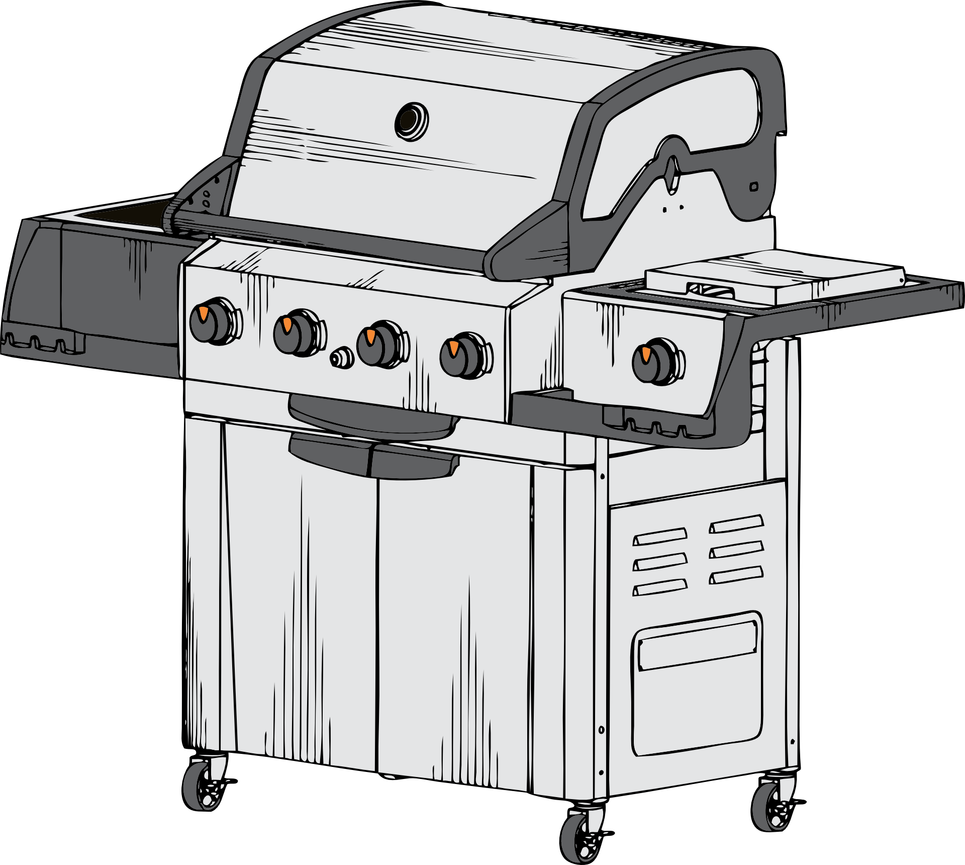 best propane grill