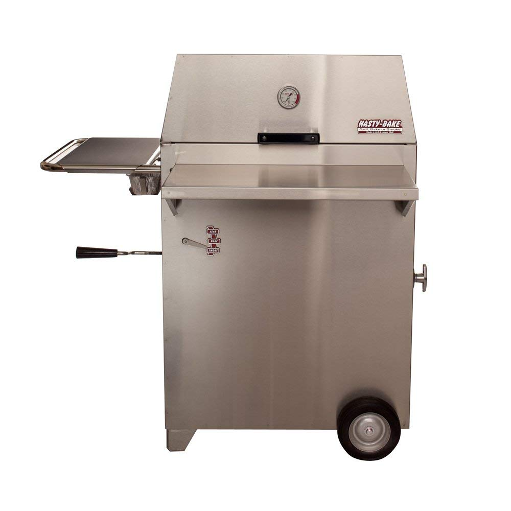 hasty-bake charcoal grill
