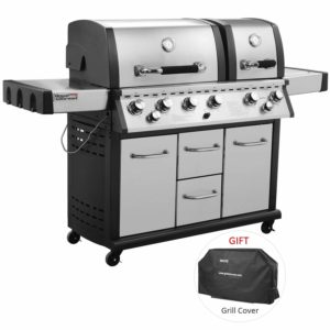 mirage propane grill