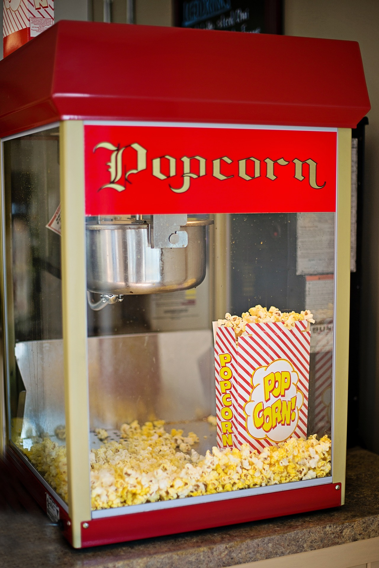 10 Best Commercial Popcorn Machines 2018 Reviews All