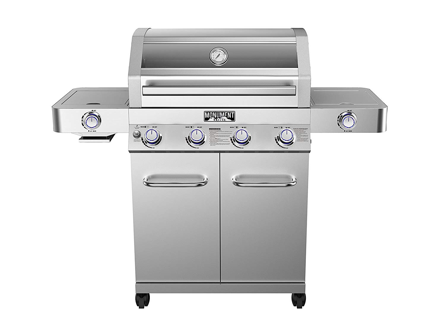 propane grill for the money