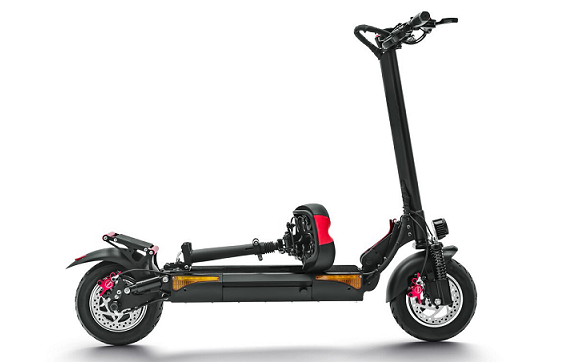 best foldable scooters with seats