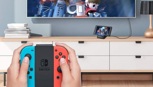 best docking station for nintendo switch