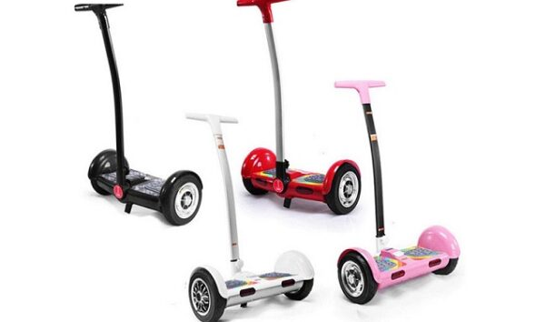 best self balancing scooters with bluetooth
