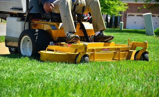 how to make your zero turn mower ride smoother