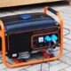 how to flash a generator with a battery